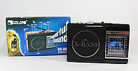 Радиоприемник (аккумулятор,фонарик, ремешок)  RX-081