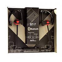 Наушники bluetooth BT-7 Черные