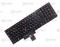 Оригинальная клавиатура для ноутбука Lenovo ThinkPad Edge E520 series, ru, black