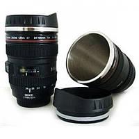 Чашка - объектив - термос - кружка Крышка для питья обьектив