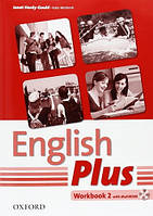 English Plus 2 Workbook with MultiROM (рабочая тетрадь по английскому языку, уровень 2)