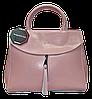 Замечательная женская сумка CELINE из натуральной кожи розового цвета FQJ-003522