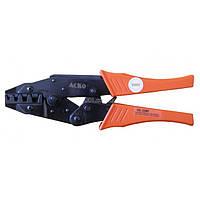 Пресс-клещи механические HS-35WF для обжима наконечников и гильз 10-35 мм², АСКО-УКРЕМ, A0170010021