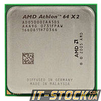 Процессор AMD Athlon 64 X2 5000B (2×2.60GHz/1Mb/AM2) б/у