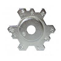 Матрица для инструмента HX-120, АСКО-УКРЕМ, A0170020024