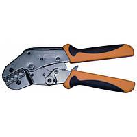 Пресс-клещи механические MFS-0416 для обжима наконечников и гильз 4, 6, 8 и 14 мм², АСКО-УКРЕМ, A0170010122