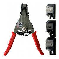 Инструмент e.tool.strip.700.n.0,5.3,2 для снятия изоляции с проводов сечением 0,5-3,2 мм², E.NEXT, t004004