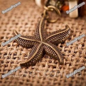 Женские наручные часы браслет коричневого цвета, фото 2