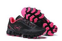 Кроссовки женские Under Armour Scorpio Black Pink  36