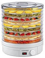 Сушилка для овощей и фруктов CONCEPT SO1020