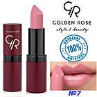 Golden Rose матовая помада Velvet Matte №7, фото 2