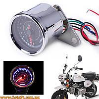 Тахометр 13000 RPM на мотоцикл, скутер, мопед