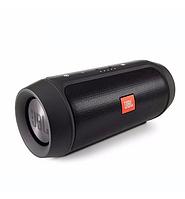 Портативный динамик JBL-3 Charge 2 Bluetooth (черный, голубой)
