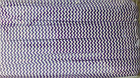 Бейка-резинка (стрейчевая бейка) с рисунком, 1,5 см, 30 ярд/уп, 19