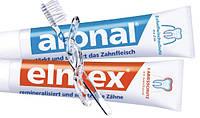 Набор зубных паст Aronal + Elmex 2 х 75 мл