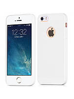 Чехол Hoco Juice series back cover TPU для iPhone 5/5S \ White