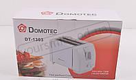 Тостер Domotec 750W DT-1303