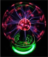Плазменный шар, размер 5 дюйма 12,7 см, плазма шар магический шар Тесла Катушка Тесла