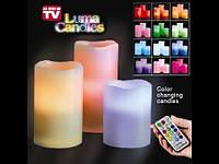 Светодиодные LED свечи Luma Candles с пультом