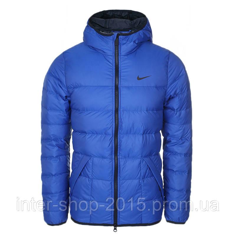 4059c0d9 Мужской пуховик Nike Alliance Hood Down Jacket 626919 - 463: продажа ...