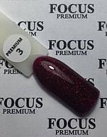 Гель лак Focus Premium №3 8 мл