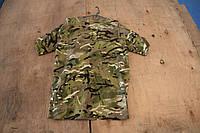 Військова камуфлированная футболка