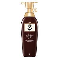 Укрепляющий шампунь для волос Ryo Hair Strengthener Shampoo, 500 мл