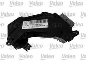 Регулятор (блок управления, резистор) скорости мотора вентилятора печки VALEO 1808552 1808449 13250114 1312305