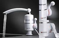 Кран водонагреватель мгновенный проточный электрический Delimano