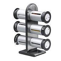 Набор для специй Magnetic Spice Stand, Zevgo