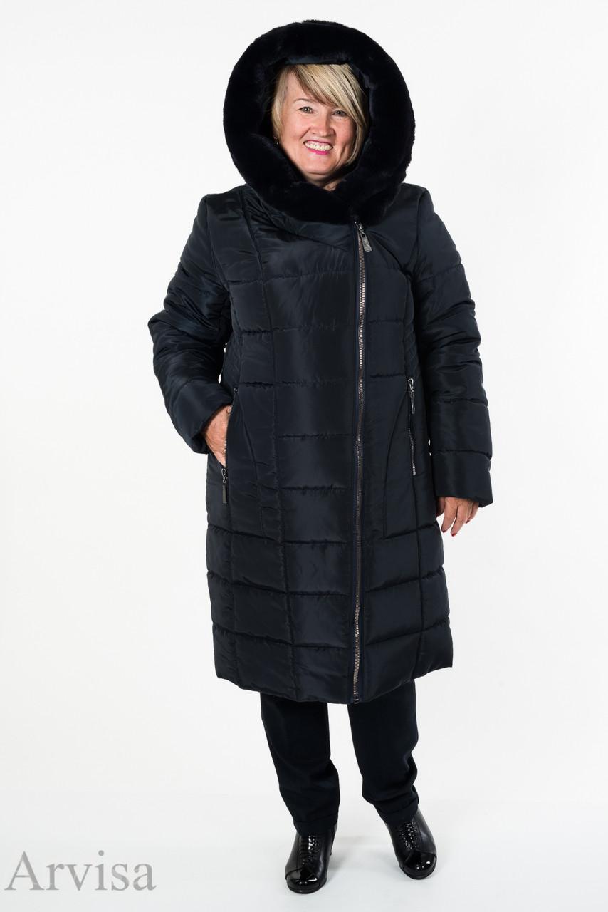 01092f314cd Зимнее женское пальто куртка удлиненное купить в Харькове и Украине ...