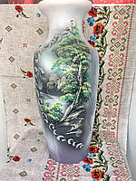 Керамическая напольная ваза Древо