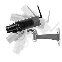 Муляж камеры видеонаблюдения Realistic Looking Wireless Dummy Camera