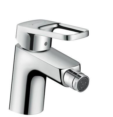 Logis Loop Змішувач для ванни одноважільний, із зливним гарнітуром, хром
