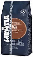 Зерновой кофе LavAzza (Лавацца) Super Crema 1 кг