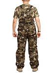 """Утепленный костюм охота-рыбалка из мембранной ткани """"М-23"""" 46 размер, фото 5"""
