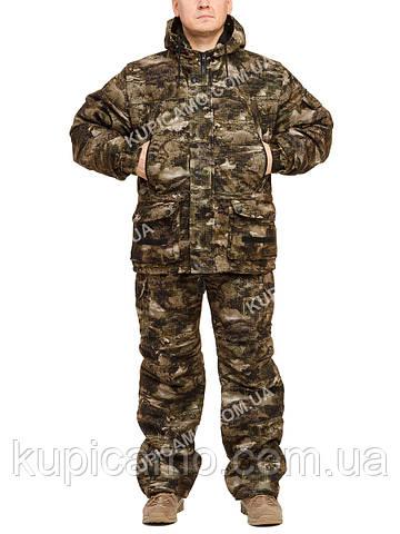 """Утепленный костюм охота-рыбалка из мембранной ткани """"М-23"""" 46 размер"""