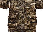 """Утепленный костюм охота-рыбалка из мембранной ткани """"М-23"""" 46 размер, фото 2"""