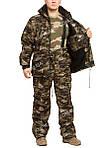 """Утепленный костюм охота-рыбалка из мембранной ткани """"М-23"""" 46 размер, фото 3"""