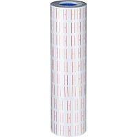 Этикет-лента 21,5 х 12 мм белая, 800 шт. в рулоне
