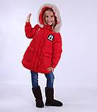 """Куртка зимова для дівчинки """"Mickey Mouse Wanted"""", фото 2"""