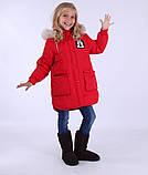 """Куртка зимова для дівчинки """"Mickey Mouse Wanted"""", фото 3"""