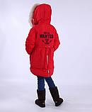 """Куртка зимова для дівчинки """"Mickey Mouse Wanted"""", фото 5"""