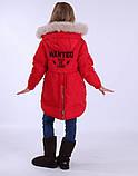 """Куртка зимова для дівчинки """"Mickey Mouse Wanted"""", фото 6"""