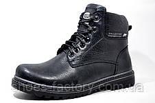 Зимние ботинки мужские Ботус, (Black), фото 2