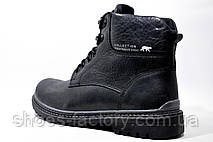 Зимние ботинки мужские Ботус, (Black), фото 3