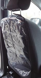 Чехол на спинку сидения/защита сиденья от ног, фото 2