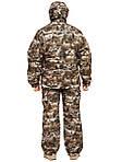 """Костюм для охотников непродуваемый и нешуршащий """"Карпаты"""" 60-62 размер, фото 4"""