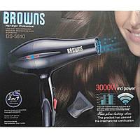 Фен для волос мощный Browns BS-5810