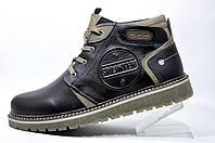 Зимние ботинки Splinter, мужские на меху (Brown)